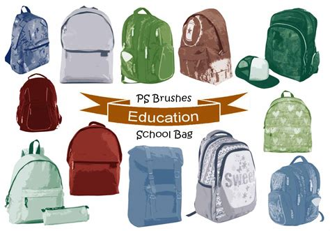 gc1703 145 000 premium bags 20 education school bag ps brushes abr vol 19 free