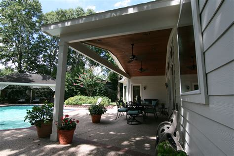 patio cover  katy tx  wood columns hhi patio covers