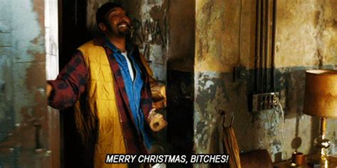 merry christmas bitches reaction gifs
