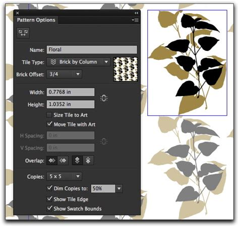 pattern in illustrator cs6 adobe illustrator cs6 what s new rocky mountain training