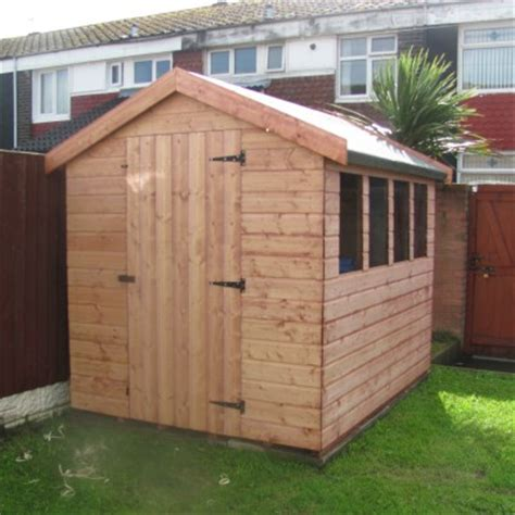 Discount Garden Shed by Heavy Duty T G Apex Shed No1 Discount Shedsno1 Discount