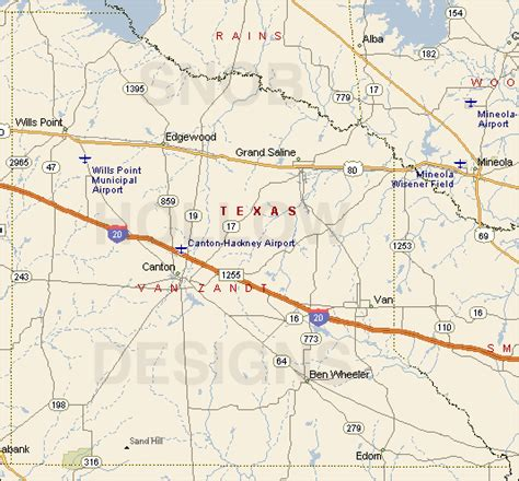 zandt county texas map texas map