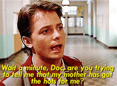 michael j fox quotes back to the future christopher lloyd gif tumblr