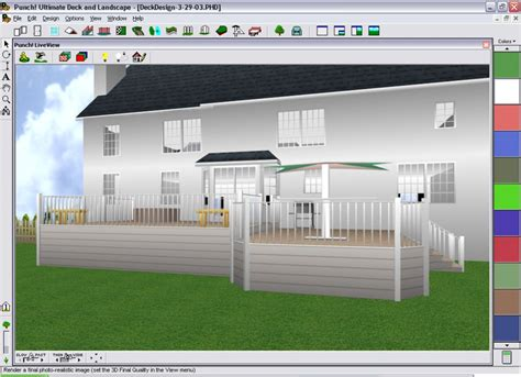 deck design software composite deck composite deck software
