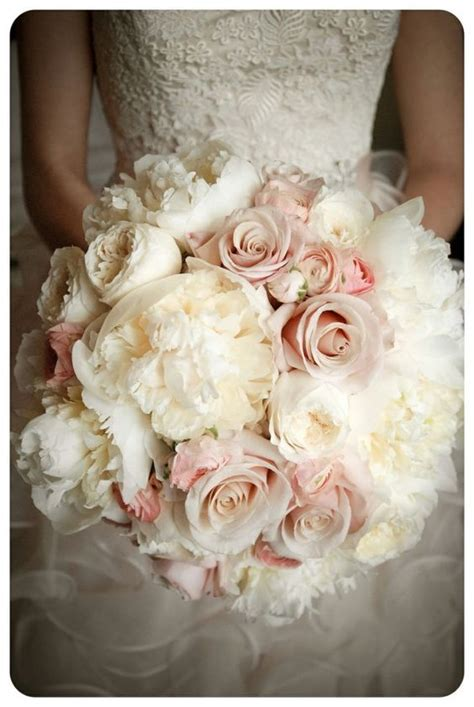Wedding Flowers And Ideas by Best 25 Blush Wedding Bouquets Ideas On