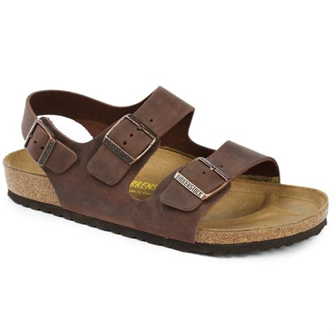 sandal images birkenstock leather soft footbed sandals evo
