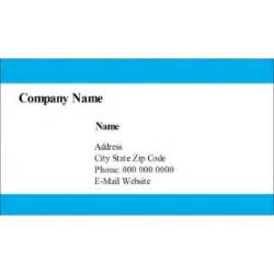 avery 10 business card template templates blue bars business cards 10 per sheet avery
