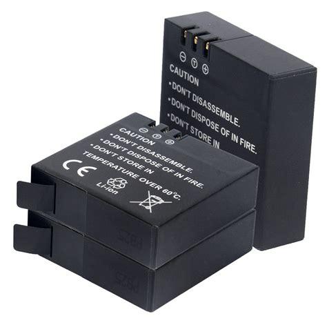 Baterai Yi kingma baterai xiaomi yi 2 4k 1400mah black jakartanotebook