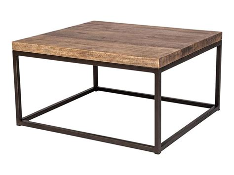 industrial square coffee table industrial coffee table square outstanding displays