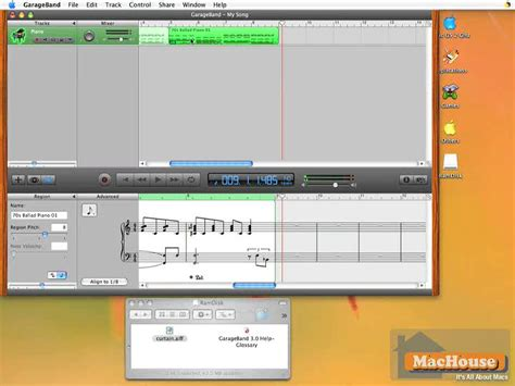 Garageband Background Noise Garageband Basics For Dummies 4 Machouse A