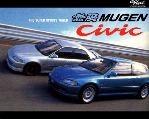 Civic Ferio Mugen jdm honda civic hatch and ferio with mugen options eg