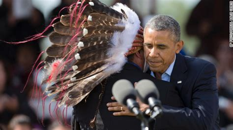 North Dakota House by Obama Increases Support To American Indians Cnn