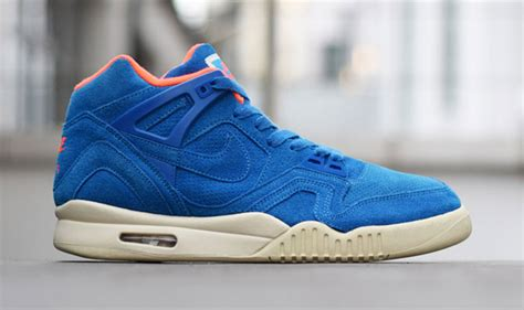 new nike air tech challenge ii suede pack sneakers release