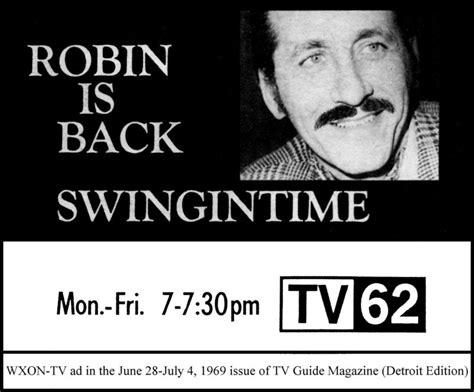robin seymour swinging time robin seymour