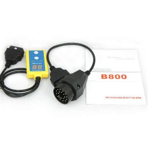 b800 bmw srs b800 airbag scan reset tool scanner resetter b800 bmw airbag scan and reset tool on sale us 30 00