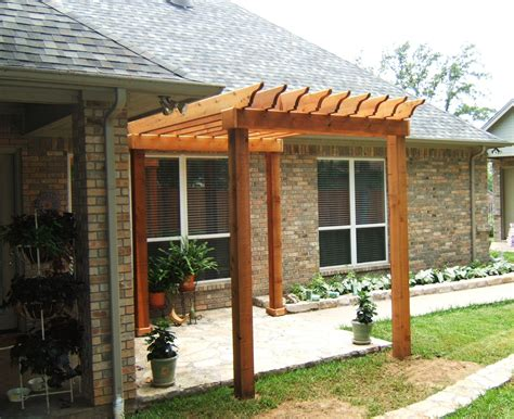 small pergola for patio house ideas