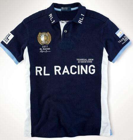 Polo Shirt Italy 01 R9nf 2018 fashion big team racing polo t shirts mens sleeve argentina spain brazil italy