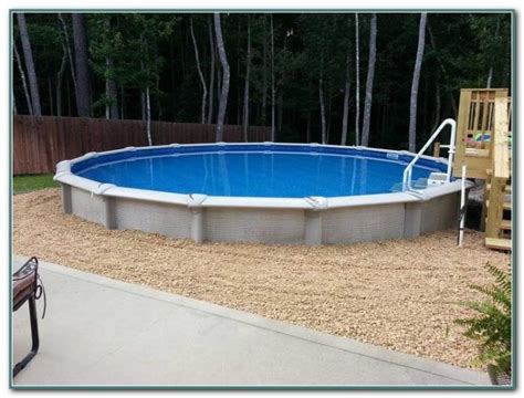 backyard leisure backyard above ground pools pools home decorating