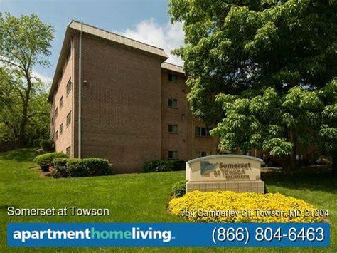 somerset at towson apartments towson md apartments