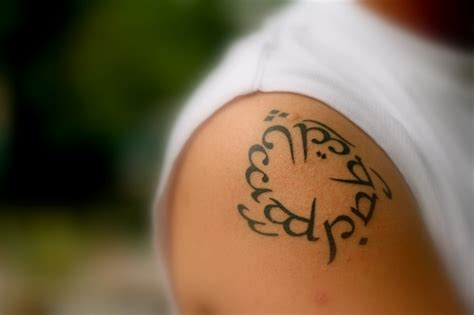 elvish tattoos j r r tolkien tattoos page 3 of 3 contrariwise