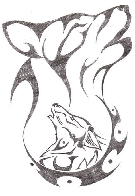 Simple Wolfis M wolf howling drawings in pencil search unknown