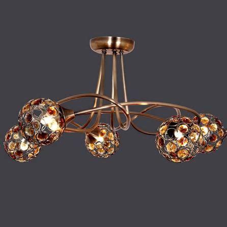 dunelm lighting ceiling sphere 5 light ceiling fitting dunelm hallway