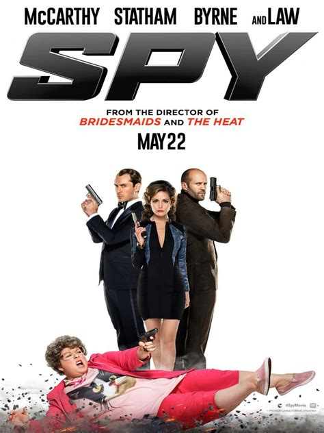 film jason statham streaming 2015 spy une bande annonce avec melissa mccarthy et statham