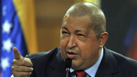 hugo chavez claims   leaders cancer   crazy quotes