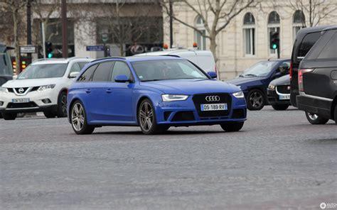Audi Rs4 Nogaro Selection by Audi Rs4 Avant B8 Nogaro Selection 16 Februari 2018