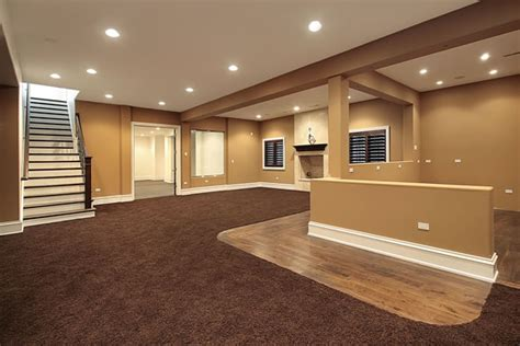 basement finishing contractor new jersey