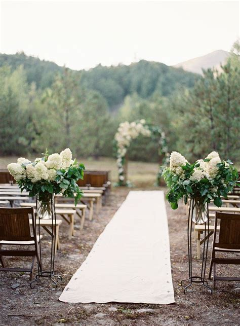 Wedding Aisle Outdoor by 12 Ways To Make You Wedding Aisle Look Fabulous