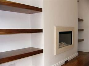 Shelving Ideas For Small Bathrooms built in wall shelves plans home design ideas