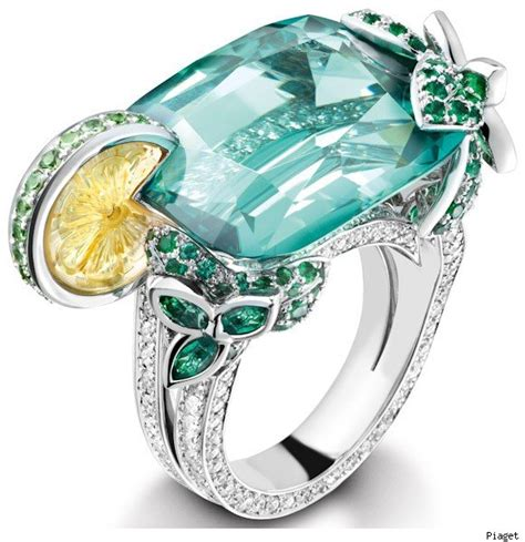 Cocktail Rings by Luxury Photos And Articles Stylelist