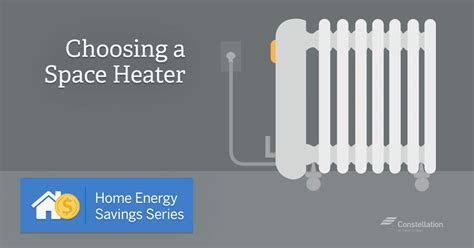 Home Energy Savings Series Should Home Energy Savings Series Choosing A Space Heater