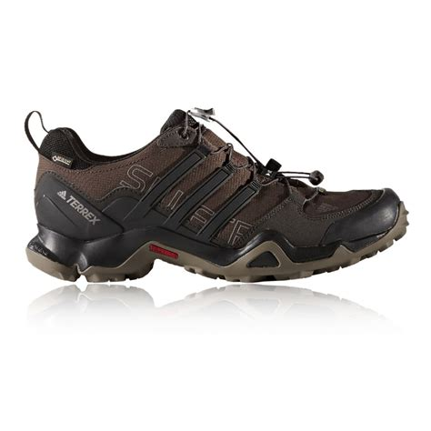 adidas terrex r mens brown tex waterproof
