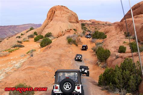 moab jeep trails top 10 off road trails and events for 2011 off road com