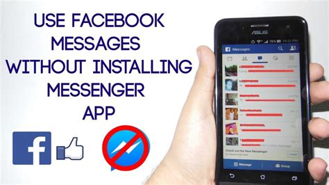 How To Use App How To Chat In App Without Messenger Working