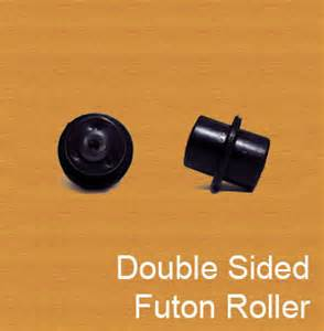 futon planet futonplanet sided futon rollers