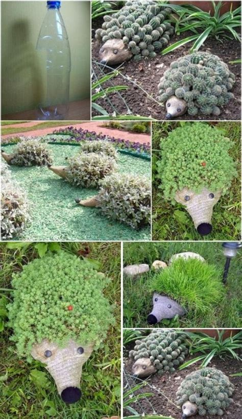 Recycling Ideas Garden Diy Garden Ideas 37 Recycled Stuff Gardening And Garden Decors Diy Craft Ideas Gardening