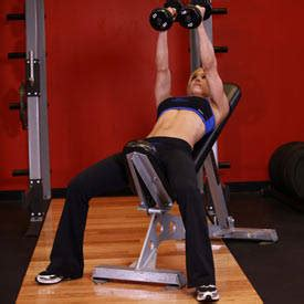 close grip bench press with dumbbells close grip barbell bench press exercise guide and video
