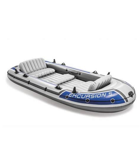opblaasboot expert intex opblaasboot excursion 5 set vijfpersoons