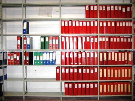 scaffali archivio scaffalature metalliche industriali simag