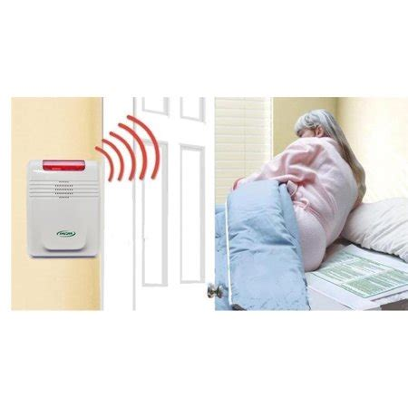 Bed Alarms Walmart by Complete Cordless Bed Exit Alarm Monitoring System