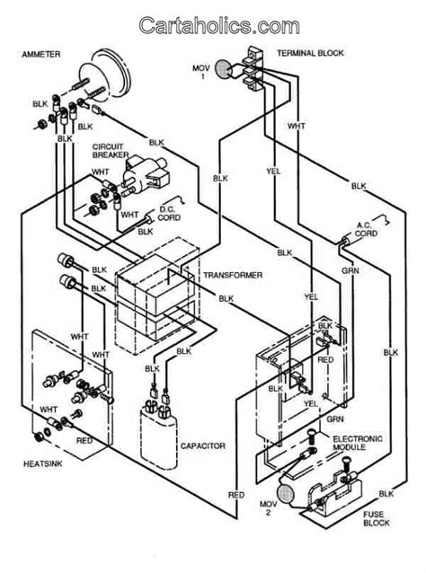 free wiring diagram 1987 ezgo golf cart gas autocurate net