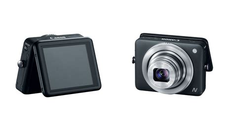 Kamera Canon Touchscreen canon powershot n the future of tiny cameras is