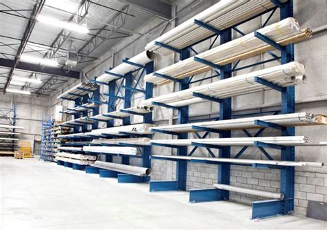 Cantilever Pipe Rack by Redirack Cantilever Racking Furniture Rack Wood