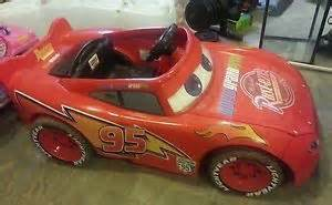 Lightning Mcqueen 24 Volt Car Vintage Lightning Express Marx Ride On Engine