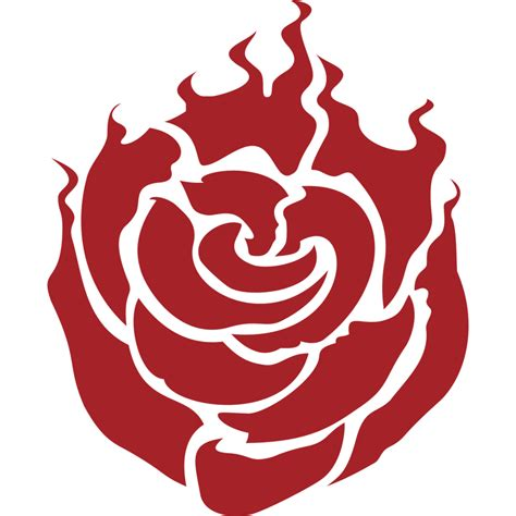 rose tattoo wiki emblems rwby symbols and anime