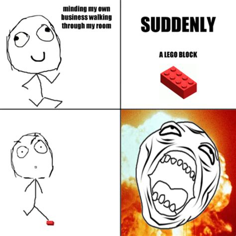 Rage Meme Comics - rage comics like a boss games