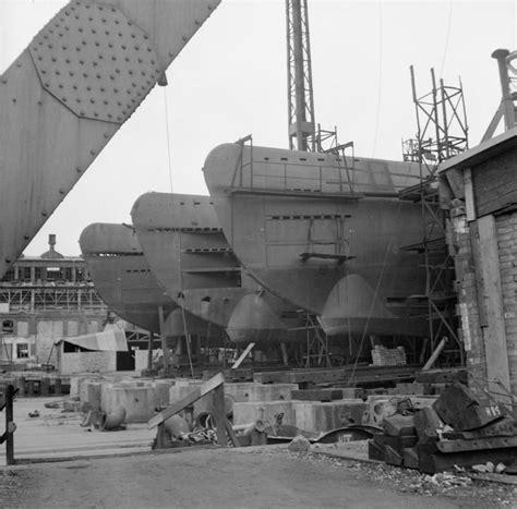 german u boat visit incomplete german u boats abandoned at the blohm and voss